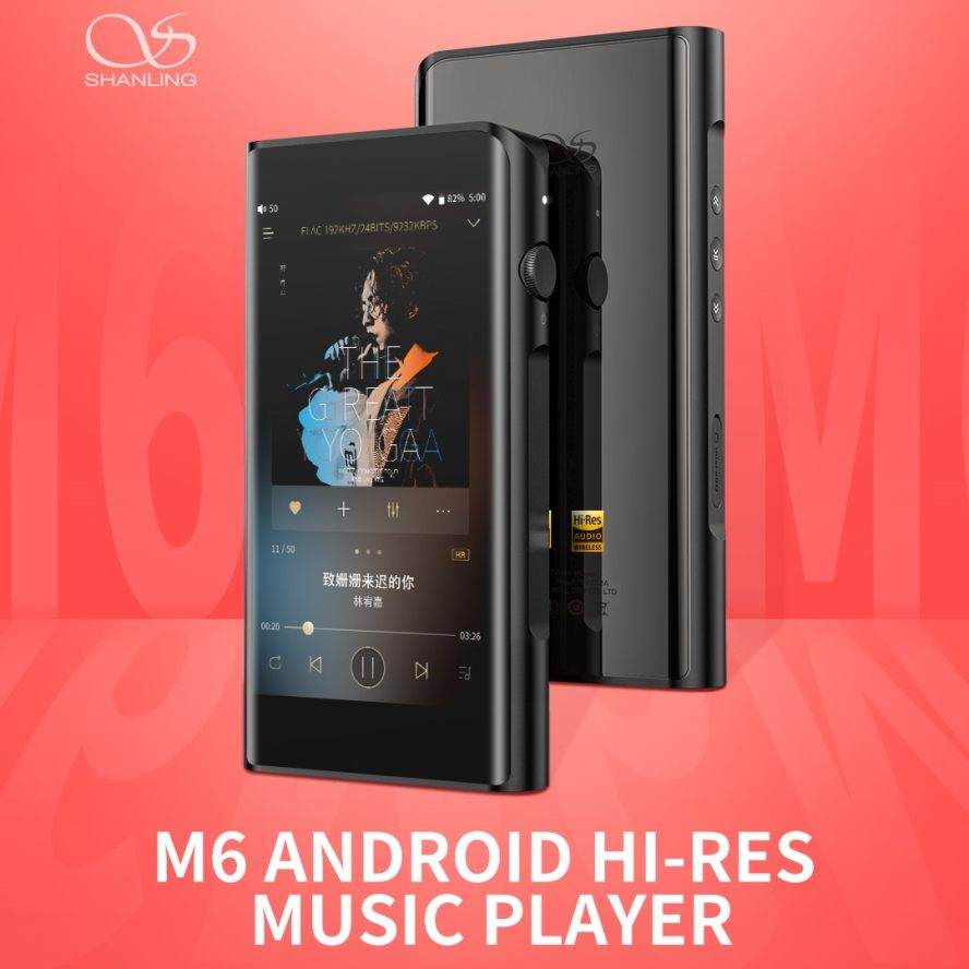 Introducing Shanling M6, UP4 and ME700