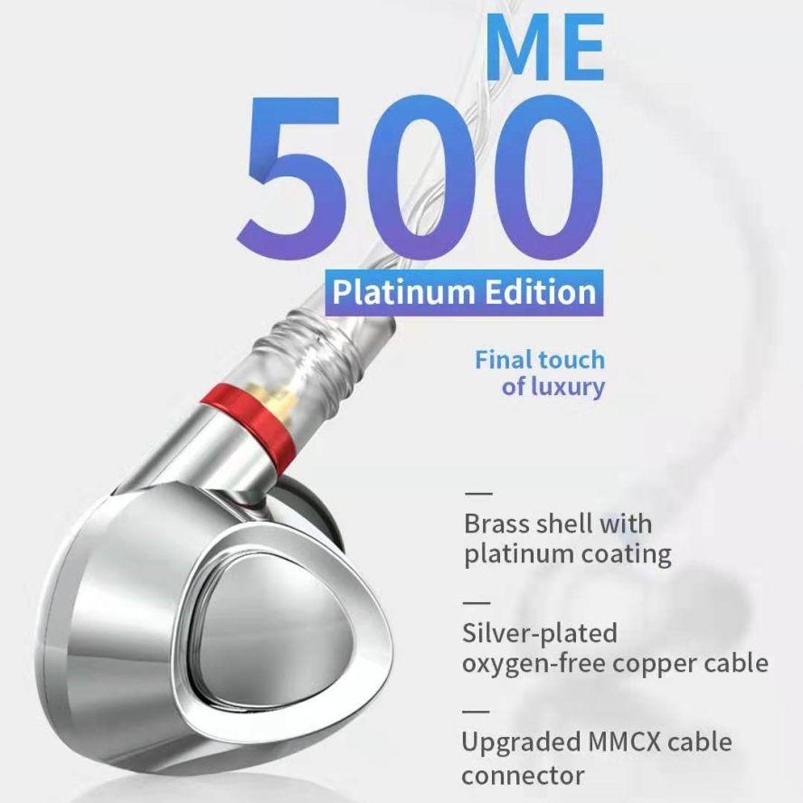 Shanling ME500 Platinum edition