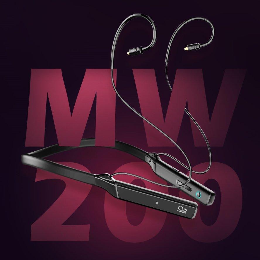 Introducing Shanling MW200