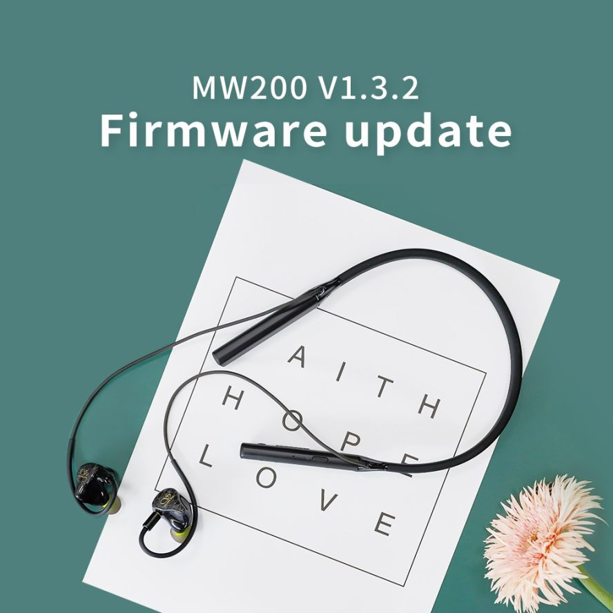 Shanling MW200 Firmware Update
