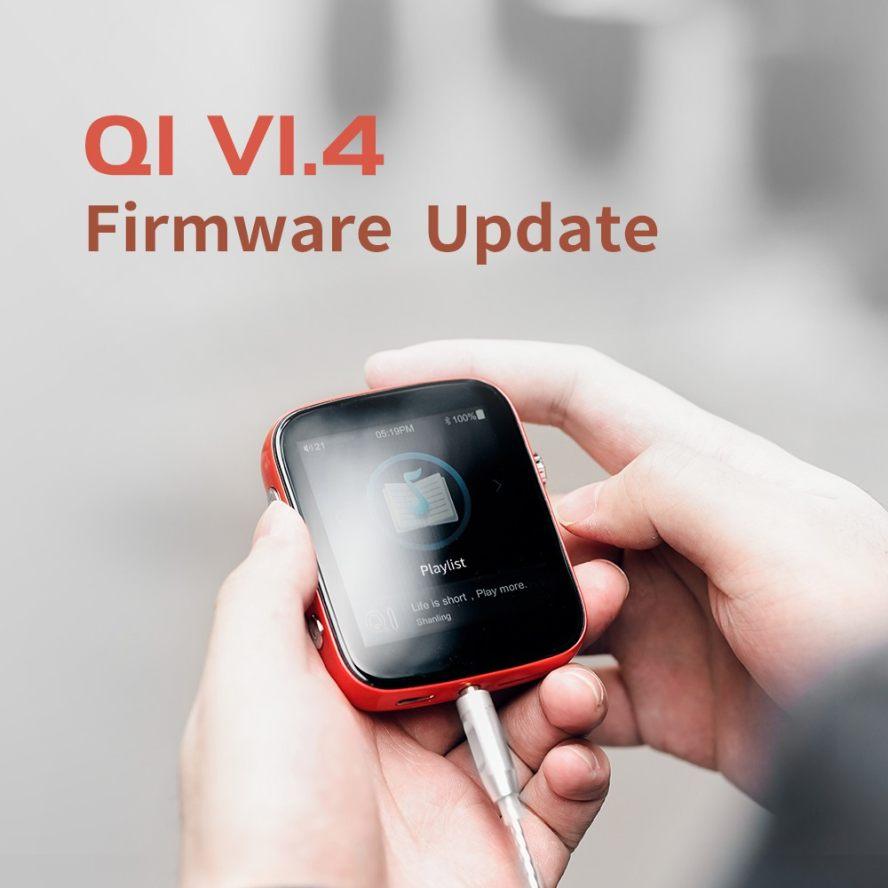 Shanling Q1 Firmware V1.4