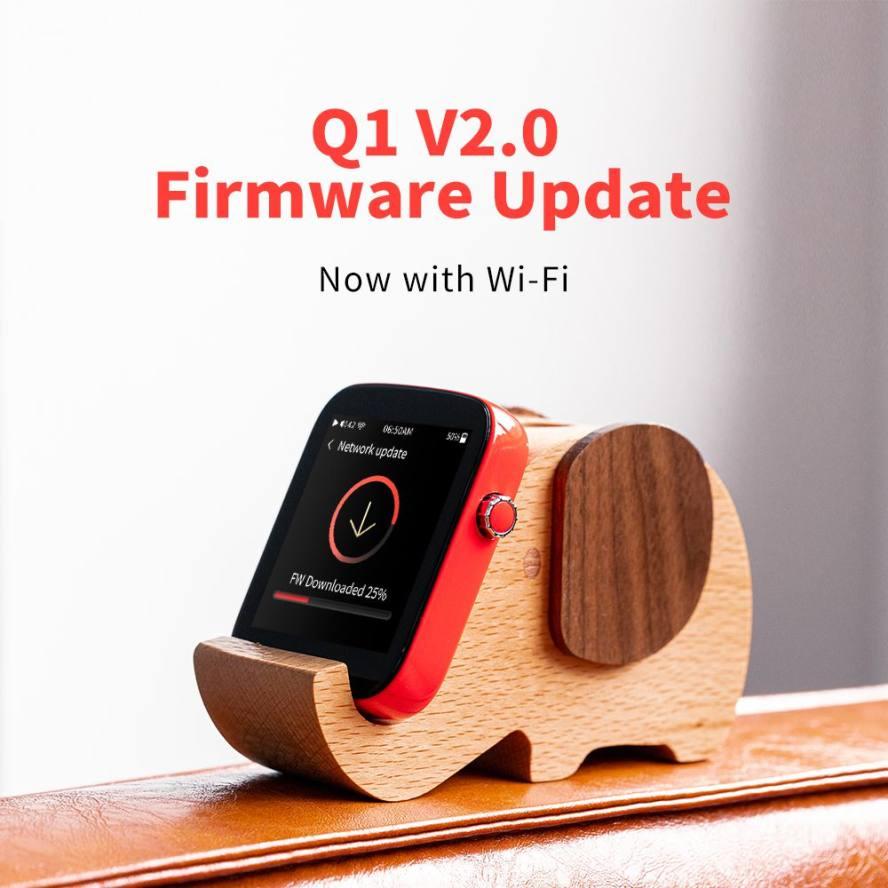 Shanling Q1 Firmware V2.0