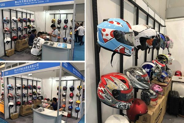 THE 75TH OF CHINA MOTORCYCLE PARTS FAIR Ended